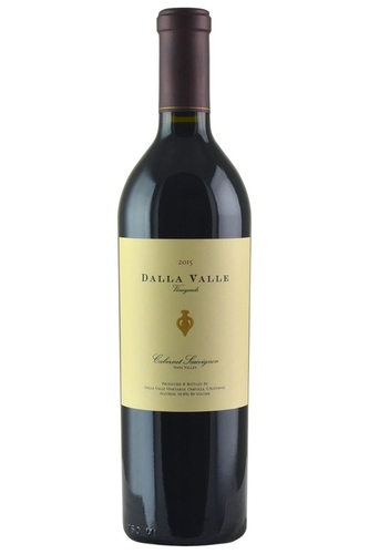 97 Point, 2016 Dalla Valle Cabernet Sauvignon