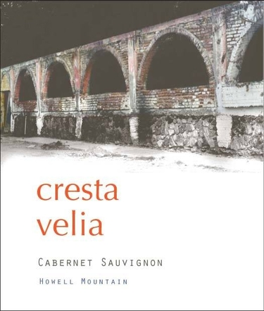 2016 Cresta Velia  Howell Mountain