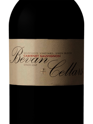 2017 Bevan Cellars Wildfoote Cabernet Sauvignon