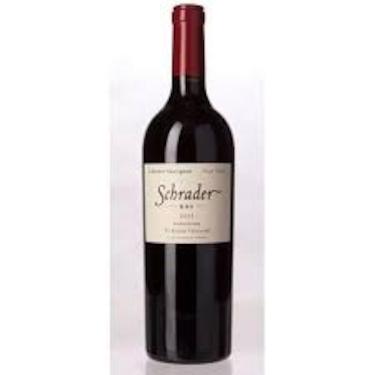 2017 Schrader RBS To Kalon Vineyard