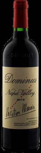 2018 Dominus Napa Valley