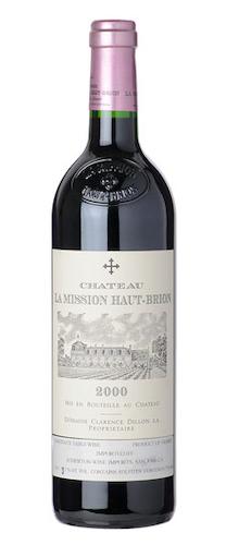 2000 La Mission Haut-Brion