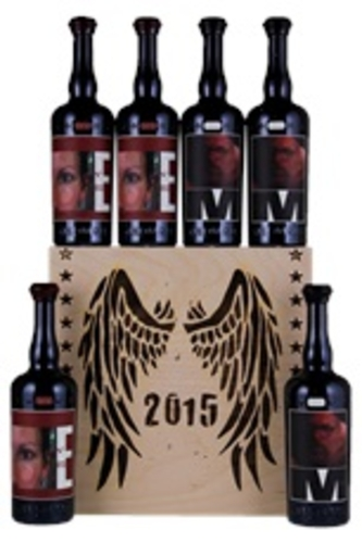 2015 Sine Qua Non 11 Confessions Set Of 6 Bottles