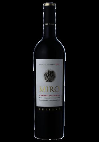 2017 MIRO Reserve Single Vineyard