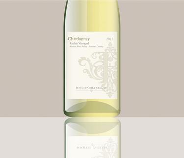 2017 Boich Family Chardonnay, Ritchie Vineyard
