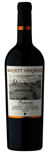 2018 Barnett Vineyards Rattlesnake