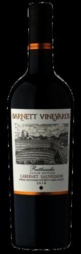 2018 Barnett Vineyards Rattlesnake