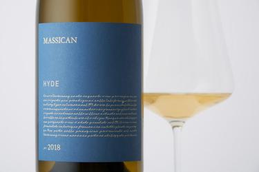 2018 Massican Hyde Chardonnay