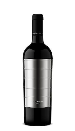 2018 Vineyard 36 Cabernet Sauvignon Five Bands