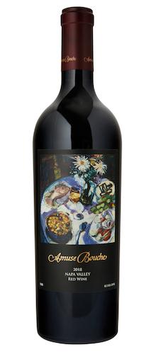2018 Amuse Bouche Red Wine