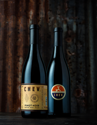 2018 CHEV Pinot Noir