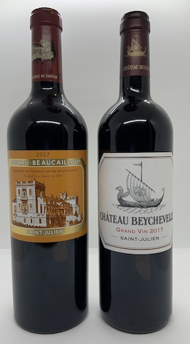 2017 Bordeaux Set