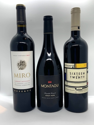 Special Pricing Red Wine Bundle