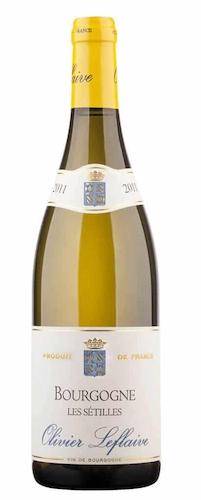 2019 Olivier Leflaive Bourgogne Blanc