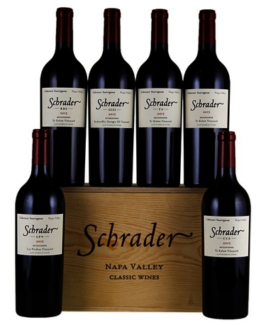 2012 Schrader 6 Pack OWC Set
