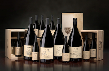 2017 CIRQ Pinot Noir