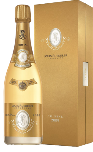 2009 Cristal Champagne Magnums Shipping Included