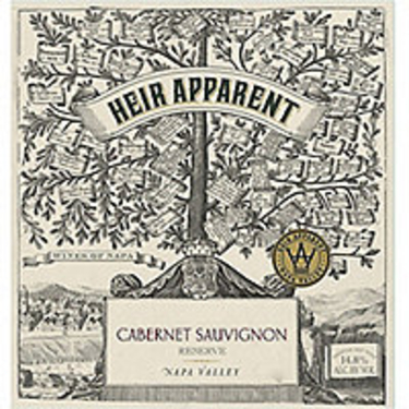 2016 Grand Napa Vineyards • Cabernet Sauvignon Heir Apparent Rutherford