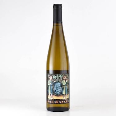 2019 Kongsgaard Albariño Hudson Vineyard