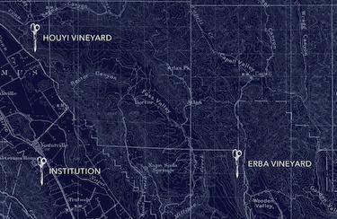 2018 Institution Winery Houyi Vineyard CS