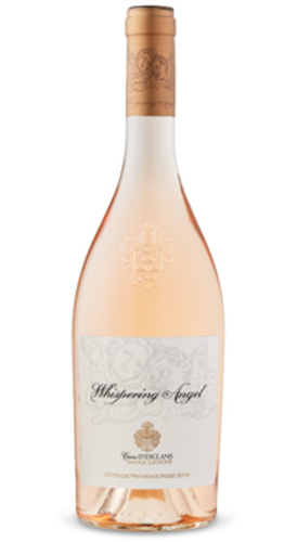 2018 Whispering Angel Rose