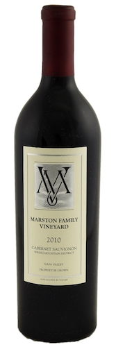 2010 Marston Family Vineyards