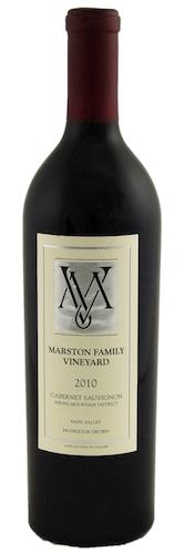 2010 Marston Family Vineyards