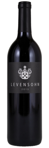2013 Levensohn Vineyards Cabernet Sauvignon