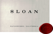 2013 SLOAN Proprietary Red Wine