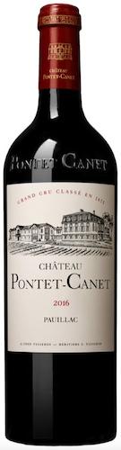 2016 Chateau Pontet-Canet