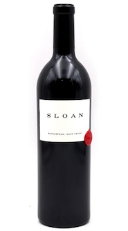 2016 Sloan Napa Valley Red Wine