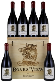 2016 Boars' View Pinot Noir 6 Pack Set