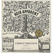 2016 Grand Napa Vineyards • Cabernet Sauvignon Heir Apparent Rutherford