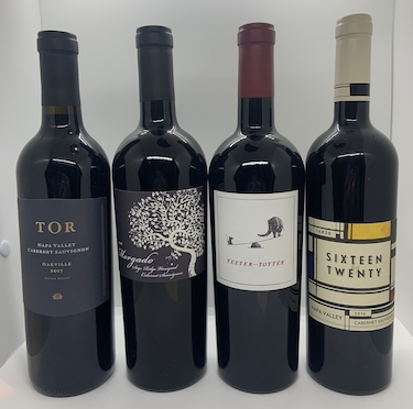CELEBRITY WINEMAKER BUNDLE OF 4