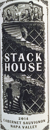 2013 Stack House Cabernet Sauvignon, Napa Valley
