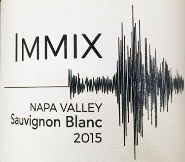 2015 Immix, Napa Valley, Sauvignon Blanc