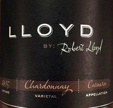 2015 LLoyd Chardonnay Carneros